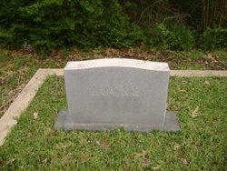 James T Locke, Sr