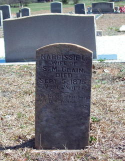 Narcissie E Crain