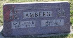 Katherine Belle <i>Plank</i> Amberg