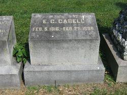 Edward Carrington Cabell