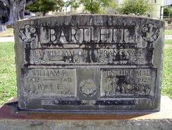 Harriet Francina <i>Farwell</i> Bartlett