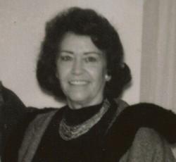 Mildred Elaine <i>Comstock</i> Hampton
