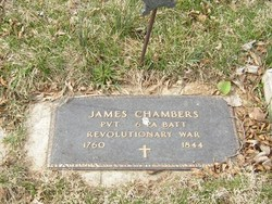 Pvt James Chambers