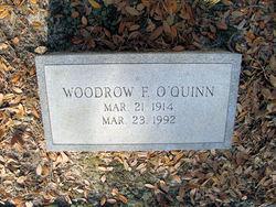 Woodrow Franklin O'Quinn