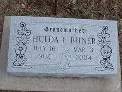 Hulda I. <i>Cochran</i> Bitner