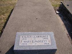 Walter I. Lawrence