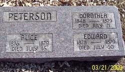 Dorothea Peterson
