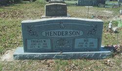 Thomas Woodrow Henderson