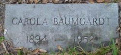 Carola Baumgardt