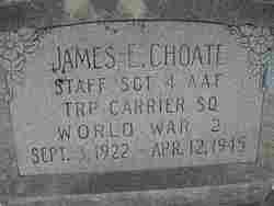 James Earl Choate