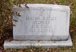 Bertha <i>Massey</i> Aylward