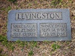 Nicholas Andrew Levingston, Jr