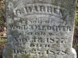G. Warren Oliver