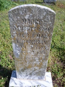 Marge Robinson