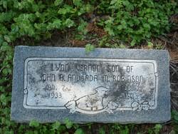 Lynn Vernon Robinson