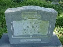 S. A. Jimmy Robinson