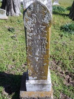 Gus Robinson