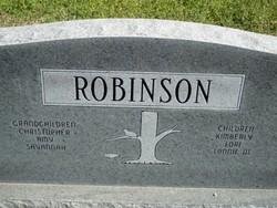 Lonnie Robinson, Jr.