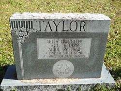 Lelia <i>Doughty</i> Taylor