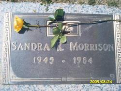 Sandra Kay <i>Riggins</i> Morrison