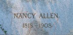 Nancy <i>Honeycutt</i> Allen