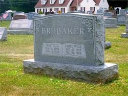 Ethel Brown <i>Wolf</i> Brubaker