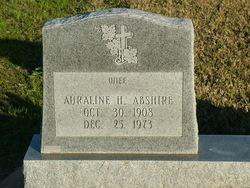 Auraline H Abshire