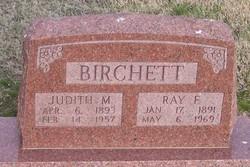 Judith Mae <i>Bonds</i> Birchett