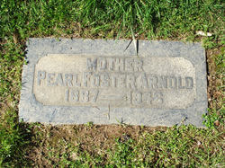 Pearl <i>Foster</i> Arnold
