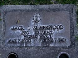 Jack C Silverwood