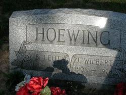B. Leota <i>Reid</i> Hoewing