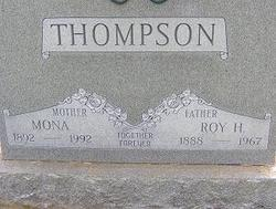 Mona Belle <i>Bishop</i> Thompson