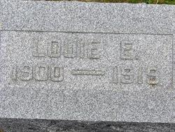 Louie Earl Thompson