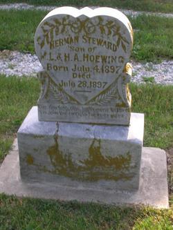 Herman Steward Hoewing