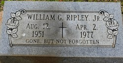 William G Ripley, Jr