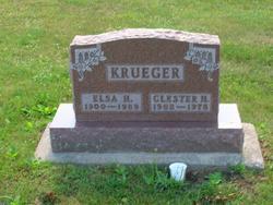 Clester H. Krueger