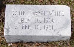 Katie J Applewhite