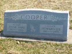 Jennie Marie <i>Liming</i> Cooper