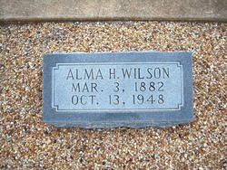 Alma H. <i>Harling</i> Wilson