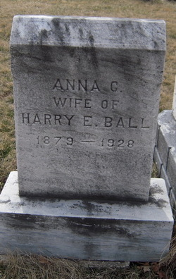 Anna C Ball