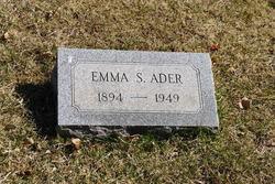 Emma S Ader