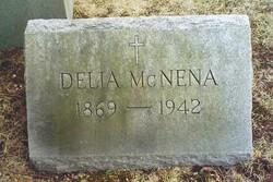 Delia <i>O'Connor</i> McNena