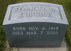 Kenneth William Currier