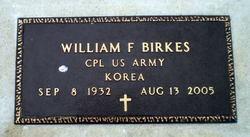 William F. Birkes