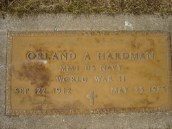 Orland A Hardman
