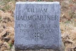 William E Baumgartner