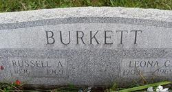 Leona Garnet <i>McAninch</i> Burkett