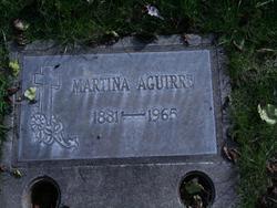 Martina Aguirre