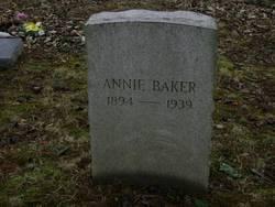 Zephra Annie <i>Gadd</i> Baker