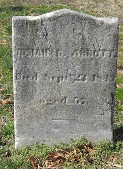Josiah Barlett Abbott